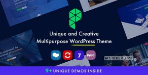 Prelude v1.7 – Creative Multipurpose WordPress Theme