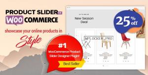 Product Slider For WooCommerce v3.0.4