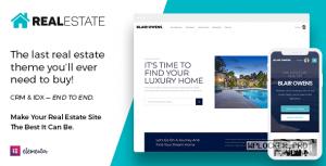 Real Estate 7 v3.0.5 – Real Estate WordPress Theme