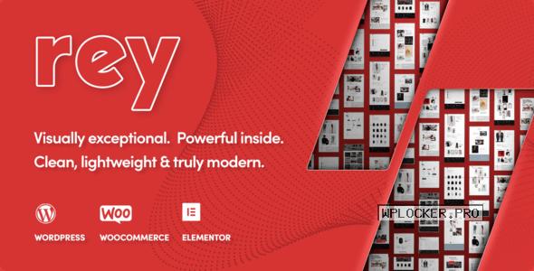 Rey v1.9.6 – Fashion & Clothing, Furniture