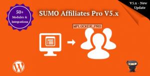 SUMO Affiliates Pro v7.1 – WordPress Affiliate Plugin