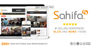 Sahifa v5.7.5 – Responsive WordPress News, Magazine