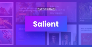 Salient v12.1.6 – Responsive Multi-Purpose Theme