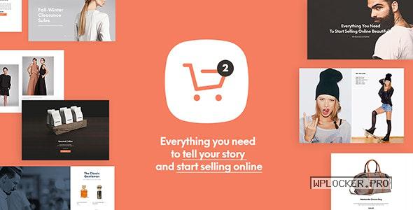 Shopkeeper v2.9.39 – Responsive WordPress Theme