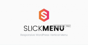 Slick Menu v1.3.1 – Responsive WordPress Vertical Menu
