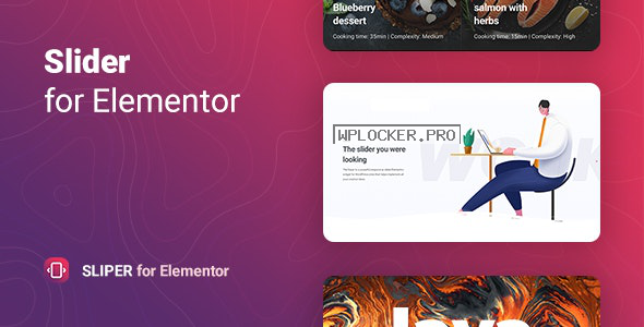 Sliper v1.0 – Full-screen Slider for Elementor