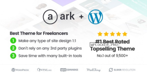 The Ark v1.53.0 – Multi-Purpose WordPress Theme
