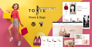 Tote v2.2 – WordPress WooCommerce Theme