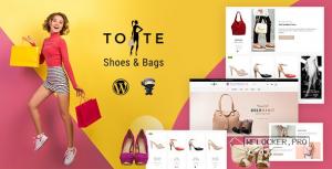 Tote v2.3 – WordPress WooCommerce Theme