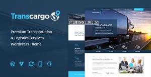 Transcargo v2.4 – Logistics & Transportation WP Theme