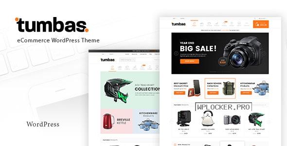 Tumbas v1.24 – Responsive Woocommerce WordPress Theme