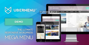 UberMenu v3.7.3 – WordPress Mega Menu Plugin