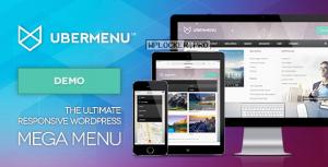 UberMenu v3.7.3 – WordPress Mega Menu Plugin
