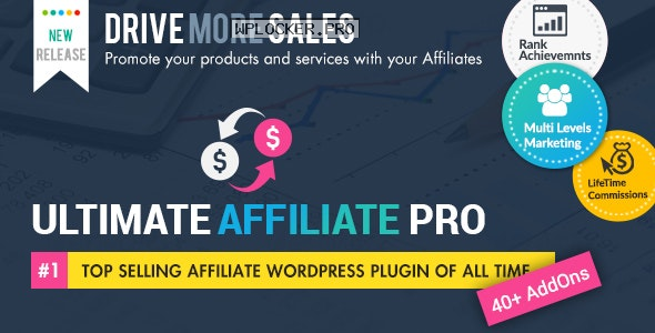 Ultimate Affiliate Pro WordPress Plugin v6.9