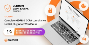 Ultimate GDPR & CCPA Compliance Toolkit for WordPress v2.5