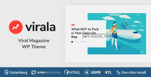 Virala v1.0.1 – Viral Magazine WordPress Theme