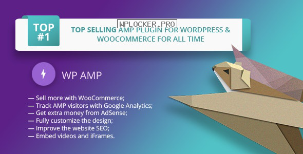 WP AMP v9.3.16 – Accelerated Mobile Pages