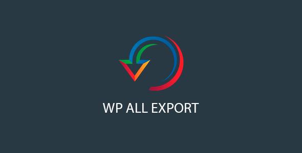 WP All Export Pro v1.6.4