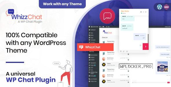 WhizzChat v1.0.5 – A Universal WordPress Chat Plugin