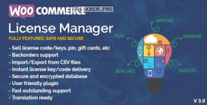 WooCommerce License Manager v4.3.3