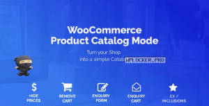 WooCommerce Product Catalog Mode v1.7.4
