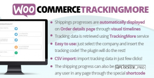 WooCommerce TrackingMore v3.8