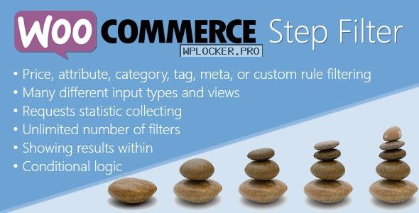 Woocommerce Step Filter v7.8.0