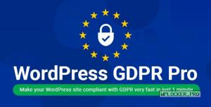 WordPress GDPR + CCPA + DPA Compliance 2020 v2.4.3
