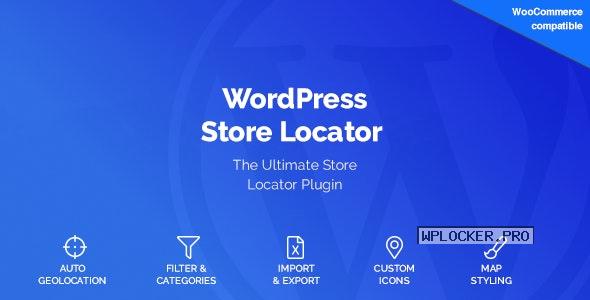 WordPress Store Locator v2.0.9