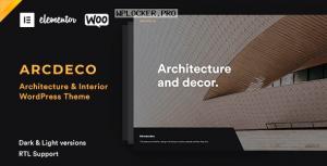 Arcdeco v1.4.2 – Architecture Interior Design Theme
