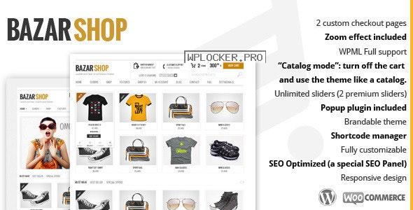 Bazar Shop v3.18.0 – Multi-Purpose e-Commerce Theme