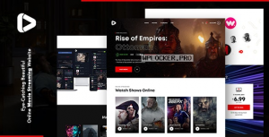 Digiflex v1.0.1 – Online Movie Streaming WordPress Theme