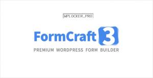 FormCraft v3.8.25 – Premium WordPress Form Builder