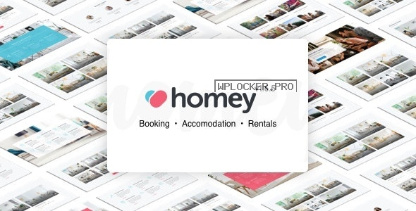 Homey v1.6.5 – Booking and Rentals WordPress Theme