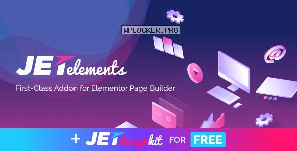 JetElements v2.5.4 – Addon for Elementor Page Builder