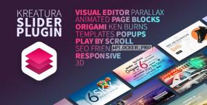 Kreatura v6.11.5 – Slider Plugin for WordPress