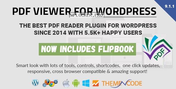 PDF viewer for WordPress v9.1