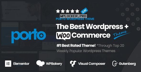 Porto v6.0.5 – Responsive eCommerce WordPress Theme