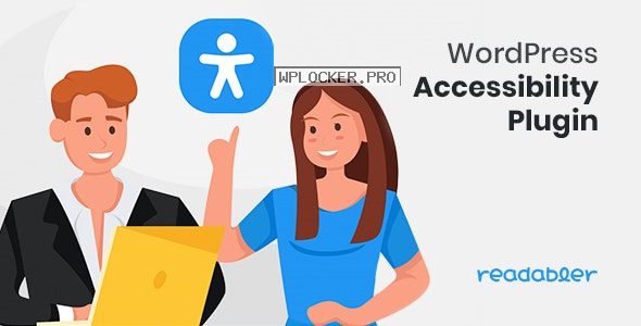 Readabler v1.0 – WordPress Accessibility Plugin