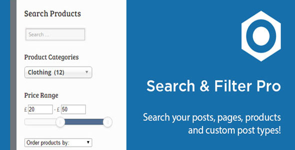 Search & Filter Pro v2.5.9 – The Ultimate WordPress Filter Plugin