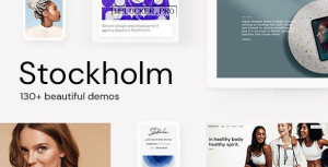 Stockholm v7.5 – A Genuinely Multi-Concept Theme