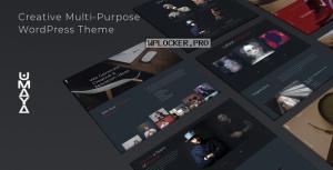 Umaya v1.0 – Creative Portfolio Agency WordPress Theme