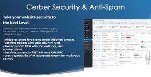 WP Cerber Security PRO v8.8