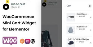 WooCommerce Mini Cart Widget for Elementor v1.0.0