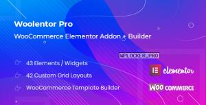 WooLentor Pro v1.5.9 – WooCommerce Elementor Addons