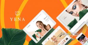 Yena v1.1.3 – Beauty & Cosmetic WooCommerce Theme