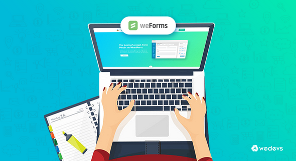 weForms Pro v1.3.13 – Experience a Faster Way of Creating Forms
