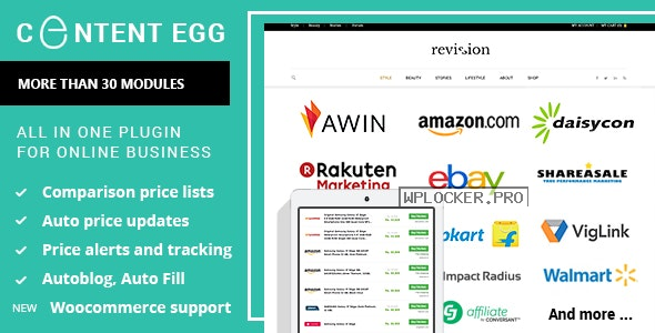Content Egg v8.6.0 – all in one plugin for Affiliate