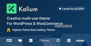 Kalium v3.3 – Creative Theme for Professionals