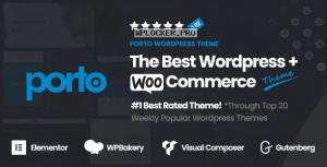 Porto v6.0.6 – Responsive eCommerce WordPress Theme